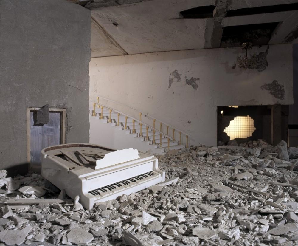 Wafaa Bilal- Piano.